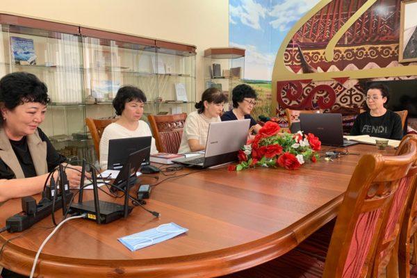 Ұлы Жеңіске 75 жыл: Zoom платформасы арқылы онлайн конференция